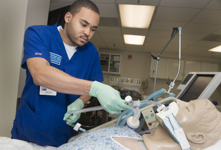 Respiratory Therapy proper placement