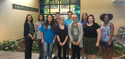 Baptist College chapter of the American Chemical Society